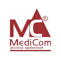 logo MediCom,a.s.Praha (inc.,Prague,AE.,Prag)