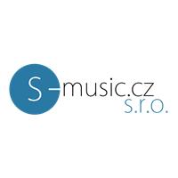 logo s-music.cz s.r.o.