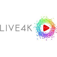 logo LIVE4K media s.r.o.