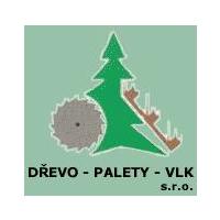 logo DŘEVO - PALETY - VLK s. r. o.