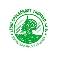 logo Lesní společnost TRONEKO, s.r.o.