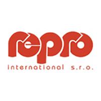 logo Repro International, spol. s r.o.