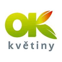 logo OK květiny s.r.o.