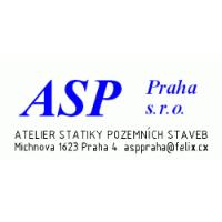 logo ASP Praha, s.r.o.