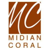 logo MIDIAN - CORAL v.o.s.