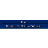 logo EV public relations, spol. s r.o.