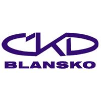 logo ČKD Blansko Holding, a.s.