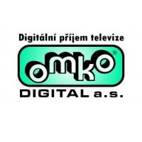 logo Omko Digital a.s.