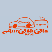 logo Autoškola Marek Chromek s.r.o.