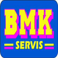 logo BMK servis s.r.o.