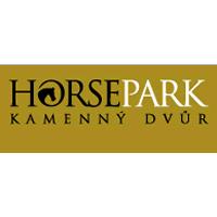 logo HORSE PARK KAMENNÝ DVŮR, a.s.