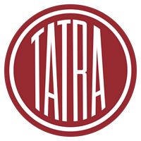 logo TATRA, a.s.