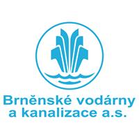 logo Brněnské vodárny a kanalizace, a.s.