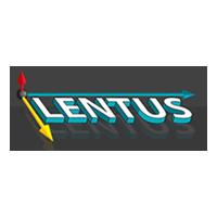 logo LENTUS,spol.s r.o.