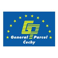logo GENERAL PARCEL ČECHY, spol. s r.o.