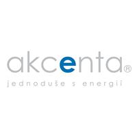 logo AKCENTA, spořitelní a úvěrní družstvo