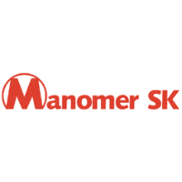 logo MANOMER SK, a.s.